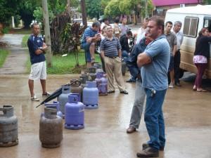Garrafas: El programa Hogar suma beneficios pero no llegan a Misiones