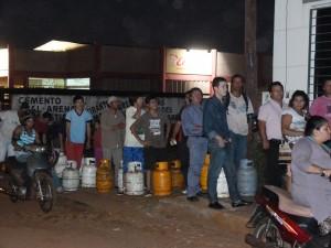 Los precios de las garrafas variaron entre 70 y 140 pesos en el debut del programa Hogar