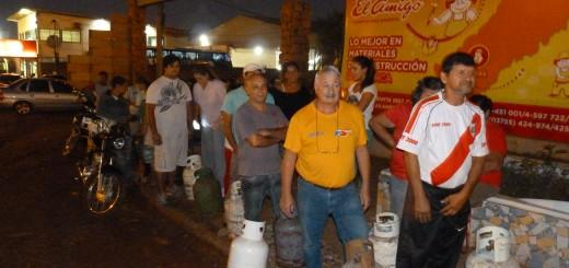 El fin de la Garrafa Para Todos disparó el contrabando de garrafas desde Brasil