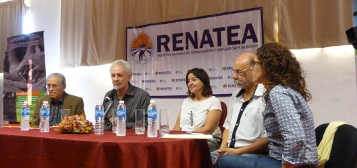 """Renatea: """"La trata laboral sigue vigente en el ámbito rural y es un delito"""" recordó Vivian Espejo"""