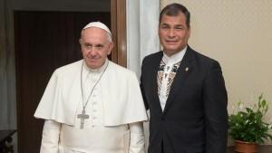 """El Papa y un chiste sobre el ego argentino: """"Esperaban que me llame Jesús II"""""""