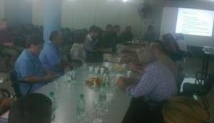 Especialistas en enfermedades vectoriales distinguieron el trabajo entre la Municipalidad y las fuerzas armadas y de seguridad