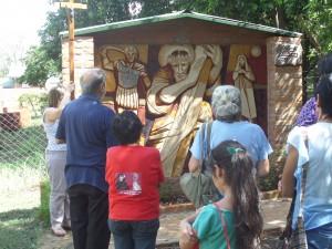Semana Santa en Puerto Esperanza