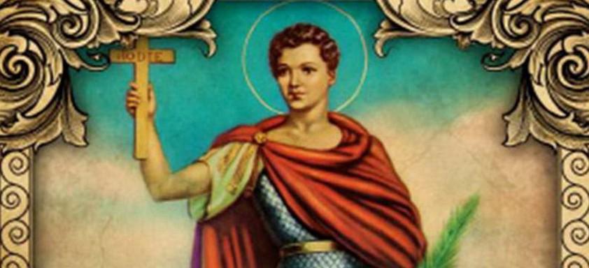 En San Isidro mañana harán procesión en honor a San Expedito