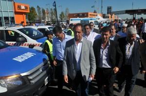 Scioli puso en marcha el Operativo Sol de Semana Santa, con 5.500 policías