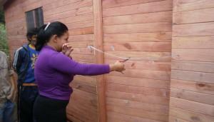 TECHO construirá 20 viviendas de emergencia en asentamientos informales
