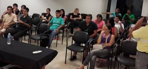 En Iguazú se realizó taller sobre la comunicación como aporte en organizaciones sociales