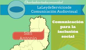 AFSCA realizará en San Antonio este viernes, taller sobre Comunicación para la inclusión social