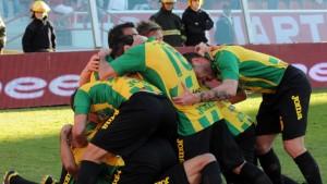 San Lorenzo perdió con Aldosivi en Mar del Plata y no pudo llegar a la punta