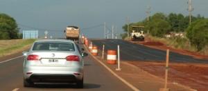 La autovía permite llegar desde Posadas a San Ignacio en apenas 45 minutos