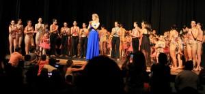 Gala de Ballet a beneficio de la guardería de la fundación Villa Cabello que sufrió un robo