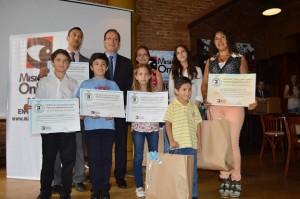 Mejores promedios de Santa Fe, Santiago del Estero, Formosa, Salta y Misiones serán premiados por el concurso de Misiones Online