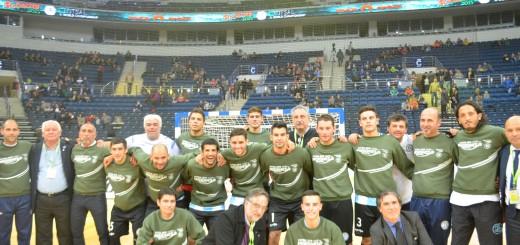 Misiones presentó en Bielorrusia su candidatura para el Mundial de Futsal 2019
