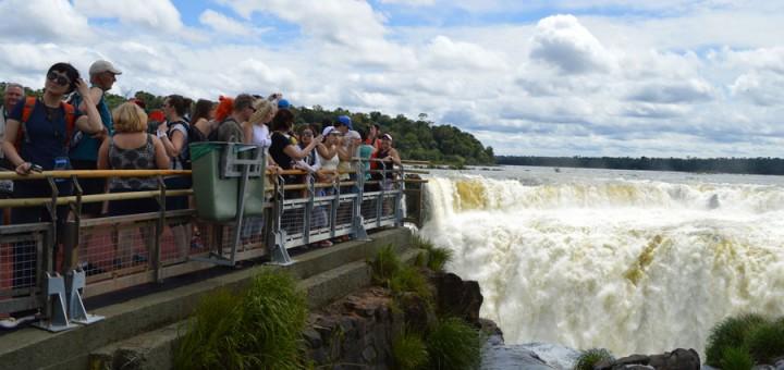 Creció la cantidad de turistas en la Semana Santa