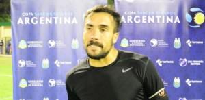 Guaraní: Zuccarelli confirmó que mañana ante Patronato ataja Alejandro Medina