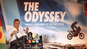 El Dakar 2016 correrá en Perú, Bolivia y Argentina con final en Rosario