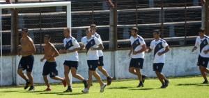 Guaraní afina la puntería pensando en Atlético Tucumán