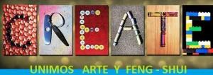 Lo que se puede hacer cuando se unen el Arte y el Feng - Shui
