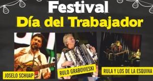 Festival del Trabajador y de Artes Circenses, los espectáculos de este fin de semana
