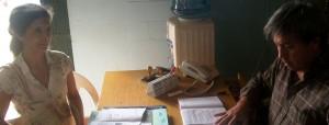 Garrafas: La Municipalidad recordó los puntos de inscripción al programa Hogar