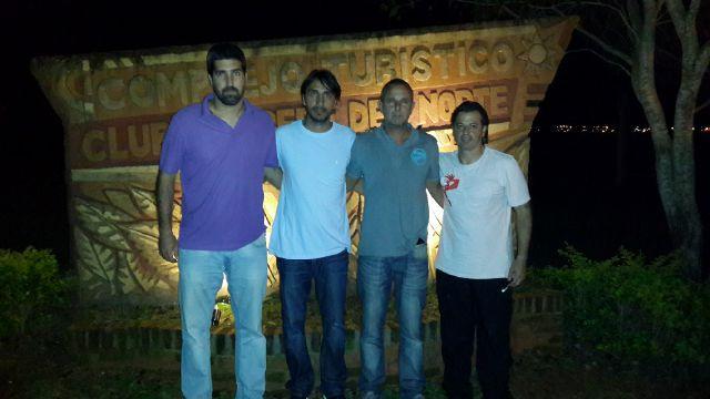 Sebastián Rambert llegó a Posadas y será presentado el martes, luego del partido ante Colón