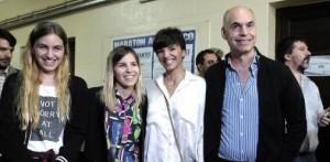 """Larreta destacó la campaña """"intensa"""" y la """"transparencia"""" del sistema de boleta electrónica"""