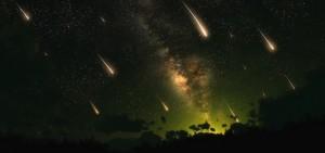"""Pronosticaron """"lluvia de meteoros"""" de las Líridas esta madrugada"""
