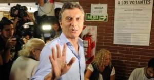 Tras emitir su voto, Macri destacó la puesta en marcha de las PASO