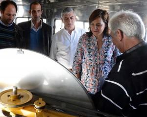 Impulso a la producción de miel con aportes por 17 millones de pesos y un Congreso Nacional de Apicultores