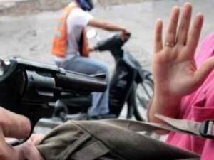 Posadas: motochorros lastimaron a una mujer al intentar asaltarla en pleno centro