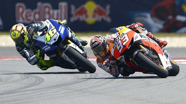 Moto GP: Esta tarde se corre la clasificación en Termas de Río Hondo y mañana a las 16 la carrera