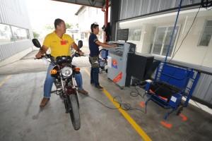Oberá: la Municipalidad no adhirió al decreto, pero igual recomienda realizar la verificación técnica de motos