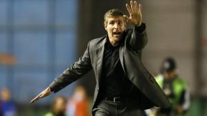 Martín Palermo dejó de ser el entrenador de Arsenal de Sarandí