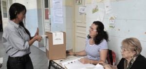 Ya votó en las PASO la mayoría de los precandidatos a jefe de Gobierno porteño