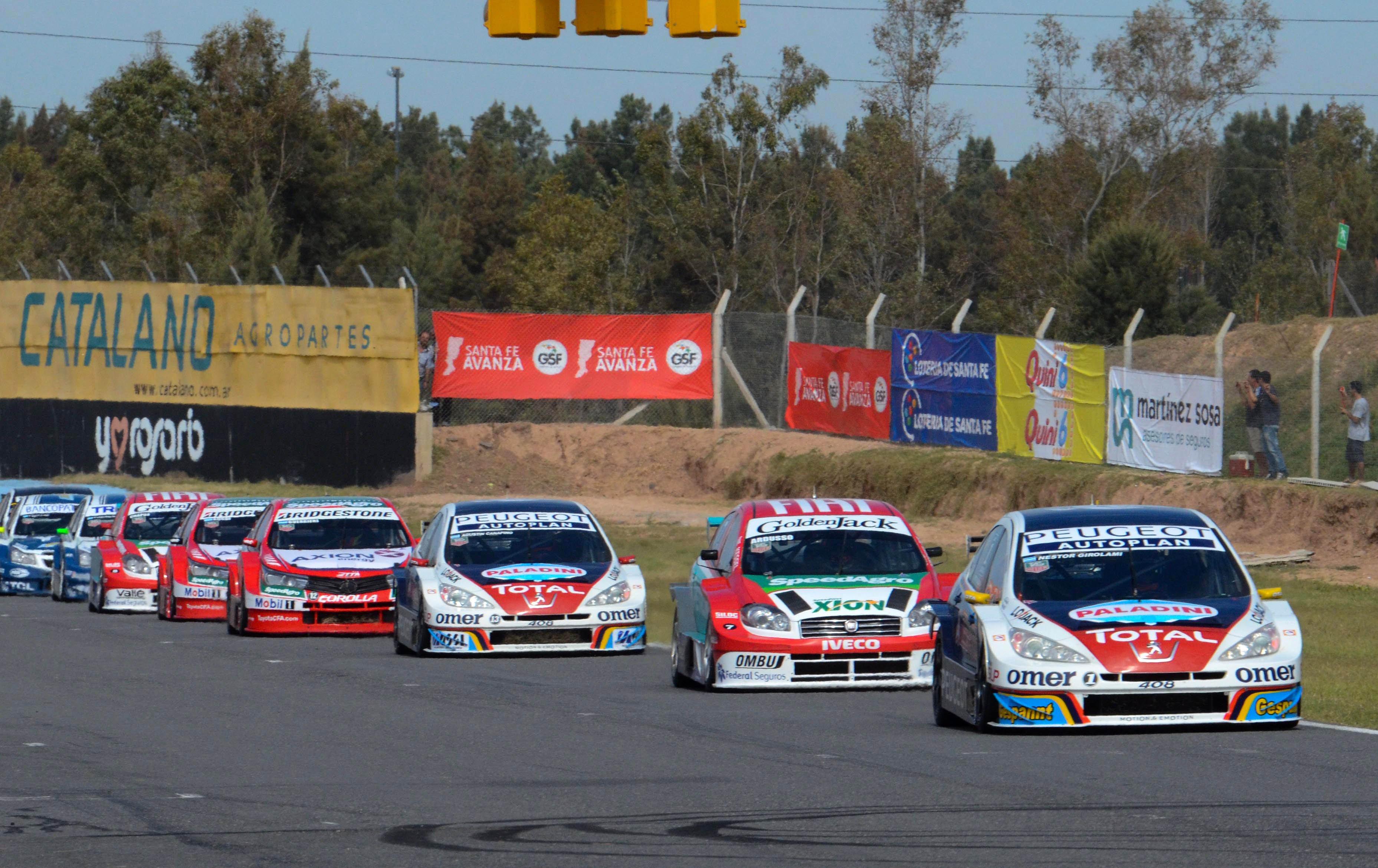 STC2000: Girolami ganó en Rosario y Rafa Morgenstern terminó 12°