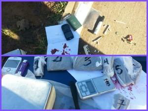 Detuvieron a dos jóvenes con 235 gramos de marihuana en Posadas