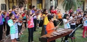 El Chango Spasiuk es el padrino de la sexta edición del festival Iguazú en Concierto