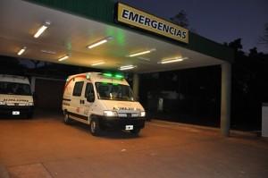 Posadas: hospitalizaron a un hombre con graves quemaduras y detuvieron al agresor