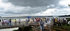 Cataratas cierra una excelente Semana Santa, superando la cantidad de visitantes en el Parque brasileño