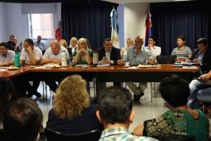 El Gobierno educativo y los legisladores analizaron el proyecto de actualizaciódn del Estatuto Docente