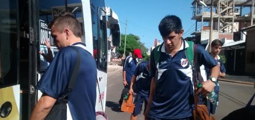 La Franja ya está en Formosa esperando dar el gran golpe por Copa Argentina