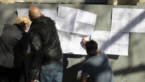 Los porteños prueban la boleta única electrónica que se utilizará en julio