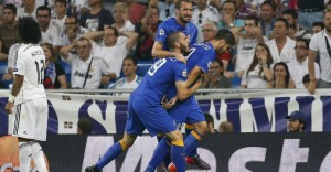 Juventus empató con el Real Madrid y la final de la Champions League enfrentará a Tevez y Messi