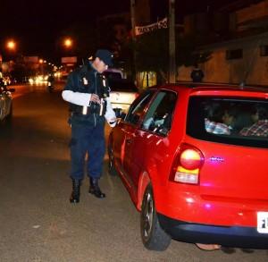 Seguridad Vial retuvo trece motos, cinco autos y detuvo a seis conductores