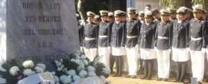 """El liceo Storni conmemoró un nuevo aniversario del  hundimiento del Crucero ARA """"General Belgrano"""""""