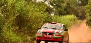 Lisandro Vidal Rodríguez se consagró ganador del primer Rally de la Selva en Andresito