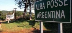 Seis familias que ayer fueron desalojadas en Alba Posse, hoy volverán a sus casas