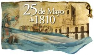 El acto central por el aniversario de la Revolución de Mayo comienza a las 16 en Aristóbulo del Valle