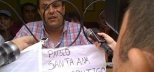 """Pablo Castro sobre su supuesta renuncia: """"Nosotros también tenemos pruebas de que ellos mienten"""""""