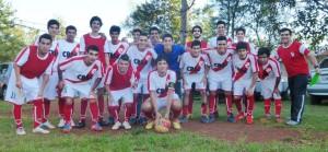 El Club Atlético Guaraní de Eldorado festejó sus 73 años